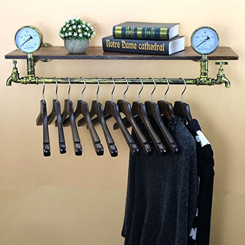 COAT RACK ZHIRONG Hangers Industrial Style Clothing Store Di