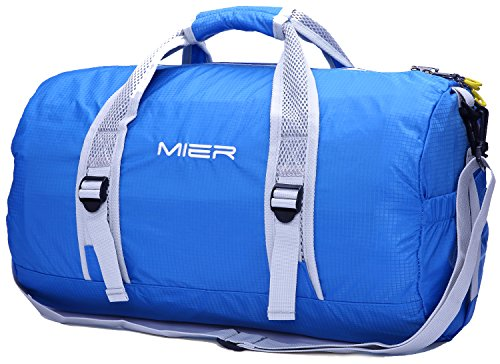 d375c4246 Aeropost.com Costa Rica - MIER Foldable Small Duffel Bag Lightweight for  Sports Gyms Yoga Travel Overnight Weekender 20inches