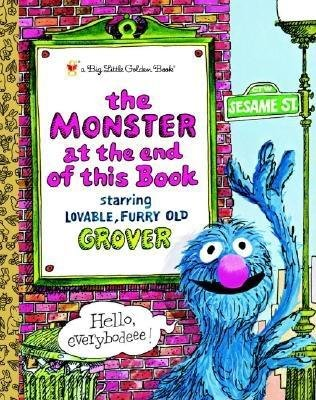 Read Online The Monster at the End of This Book[MONSTER AT THE END OF THIS BK][Hardcover] pdf