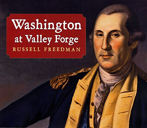 Washington at Valley Forge by Holiday House
