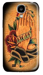 Hope PC Case Cover for Samsung Galaxy S4 and Samsung Galaxy I9500 3D