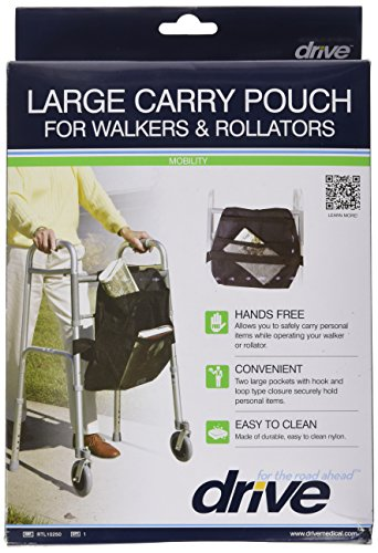 Drive Medical Front Walker Nylon Carry Pouch by Drive Medical (Image #1)