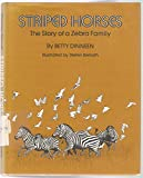 Striped Horses, Betty Dineen, 0027322009