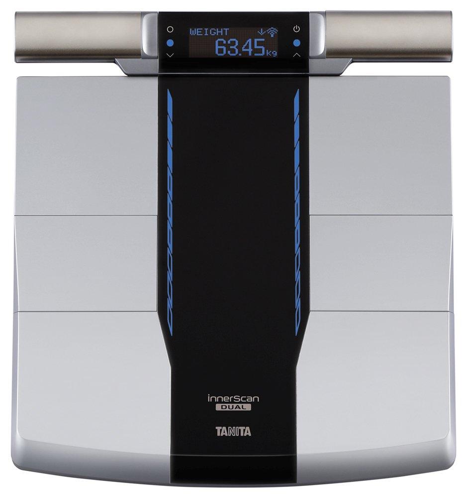 タニタ 左右部位別体組成計 インナースキャンデュアル ブラック RD-800-BK 部位別筋質点数表示 日本製 B01LXJ6K83