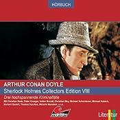 Sherlock Holmes Collectors Edition VIII   Arthur Conan Doyle