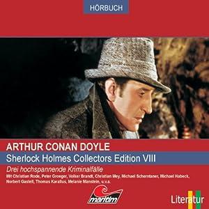 Sherlock Holmes Collectors Edition VIII Hörspiel