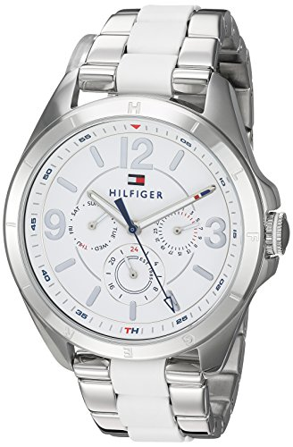 Tommy Hilfiger Womens SOPHISTICATED Stainless