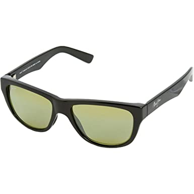 Maui Jim - Gafas de sol - para hombre Gloss Black / High Transmission Talla: