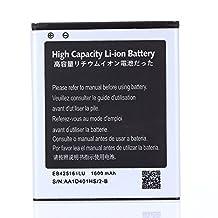 Samsung Galaxy Exhibit SGH-T599N Battery EB425161LU For Samsung Galaxy Exhibit SGH-T599N / Samsung Galaxy S3 Mini GT-I8190 / Samsung Galaxy Ace 2 GT-I8160 / Samsung Galaxy Exhibit SGH-T599