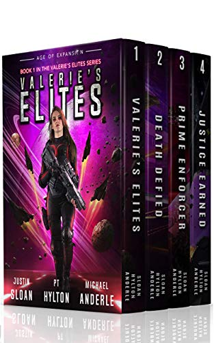 e5ed748261a2 Valerie's Elites Boxed Set: The Complete Series (Age of Expansion ...