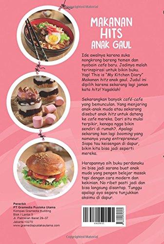 Makanan Hits Anak Gaul Indonesian Edition Nurussaadah