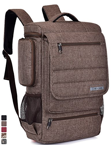 Travel Backpack Fits Up to 17 inch Laptop