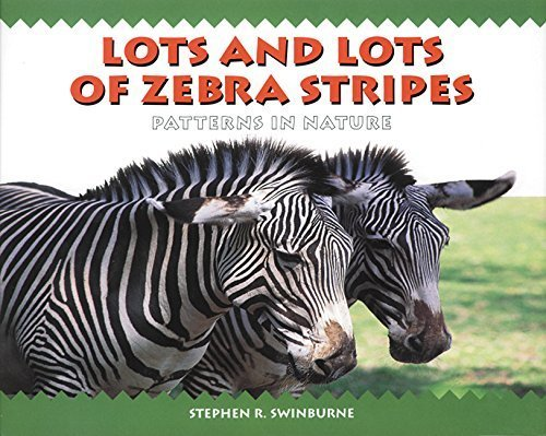 - Lots and Lots of Zebra Stripes by Swinburne, Stephen R. (2002) Paperback