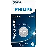 Philips Mini Düğme Pil 2032 3V X1 (Cr2032/01B)