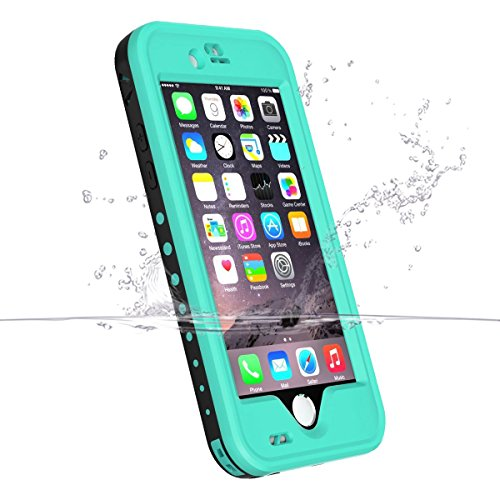 Waterproof iThrough Transparent Protector Protective