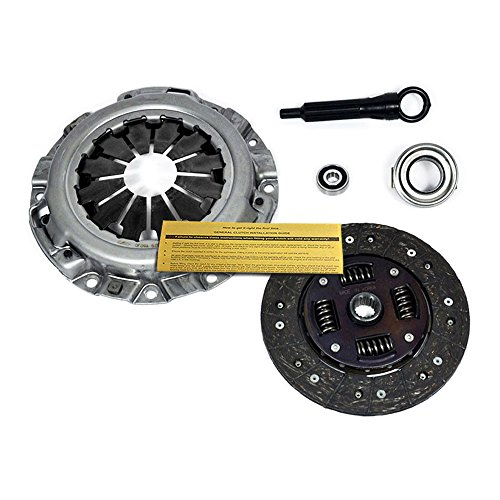 - EFT PREMIUM CLUTCH KIT fits 1989-2000 GEO CHEVROLET METRO BASE LSi XFi 1.0L 3CYL