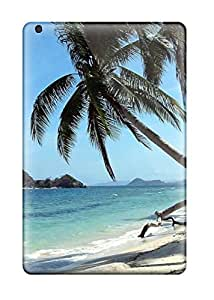 Forever Collectibles Nice Shore Hard Snap-on Ipad Mini/mini 2 Case by supermalls