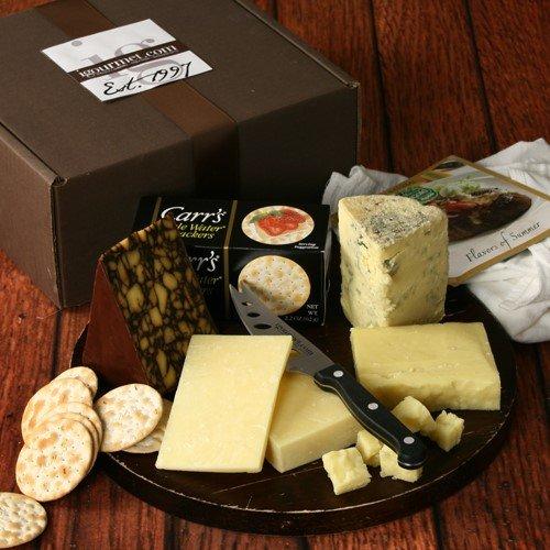 Irish Cheese Assortment in Gift Box (32.2 ounce)