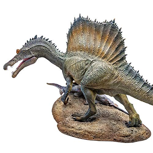 (PNSO Dinosaur Museums Series Essien The Spinosaurus 1:35 Scientific Art Models)