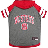NC State Wolfpack Pet Hoodie T-Shirt - Small