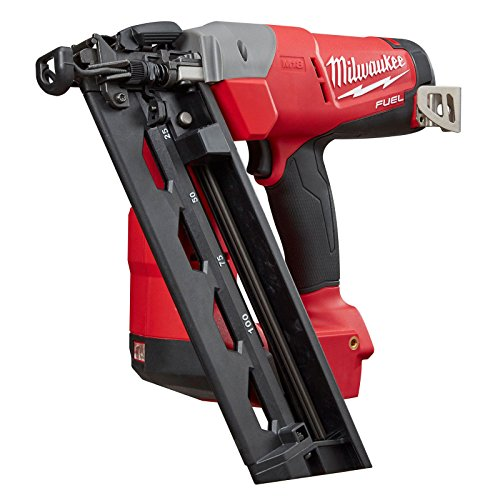 Milwaukee M18 FUEL 16ga Angled Finish Nailer (Tool Only) 2742-20