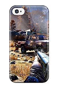 Hot Far Cry 4 First Grade Tpu Phone Case For Iphone 6 plus 5.5 Case Cover
