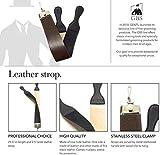 "GBS Straight Razor Leather Strop 2.5"" X 23.5"" High"