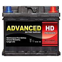 Advanced 063 Car Battery 12v 45ah