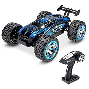 Theefun 1:12 2.4Ghz 4WD Fast 30 MPH RC Car, High Speed Electric Remote Control Off Road Monster Truck