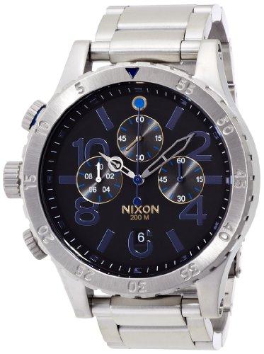 [ニクソン]NIXON 48-20 CHRONO: MIDNIGHT GT NA4861529-00 メンズ