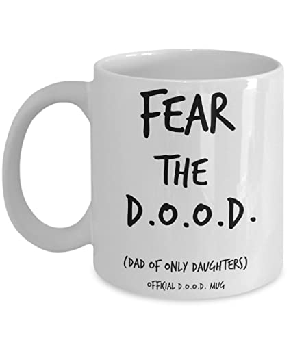 c366144b11578 Dad Gifts From Daughter Mug - Funny Quotes for Daughters and Their Dads -  Best Gift for Fathers Day