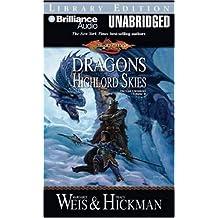 Dragons/Highlord Skies(Cass)Lib(Unab)