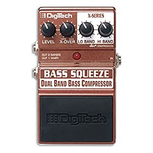digitech xbs bass multi band compressor pedal musical instruments. Black Bedroom Furniture Sets. Home Design Ideas