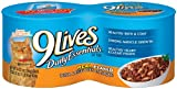 9 Lives Daily Essentials Real Flaked Tuna and Egg Bits in Sauce, 5.5-Ounce Cans (Pack of 24), My Pet Supplies