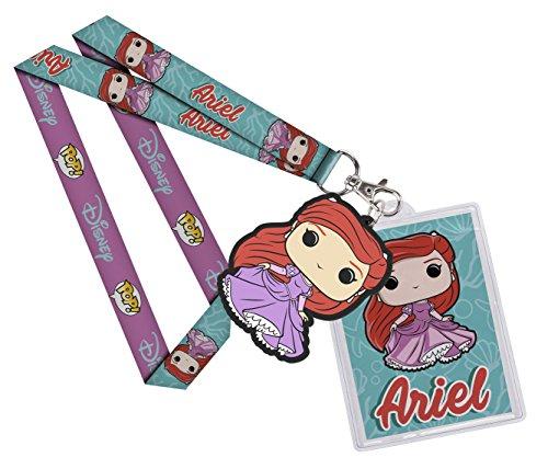 Funko Lanyard Disney Ariel Action (Ariel Lanyard)