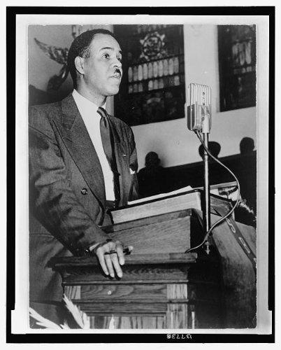 HistoricalFindings Photo: Roy Wilkins,Director,Mobilization,NAACP Secretary,c1950