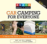Car Camping, Bill Burnham and Mary Burnham, 1599215055