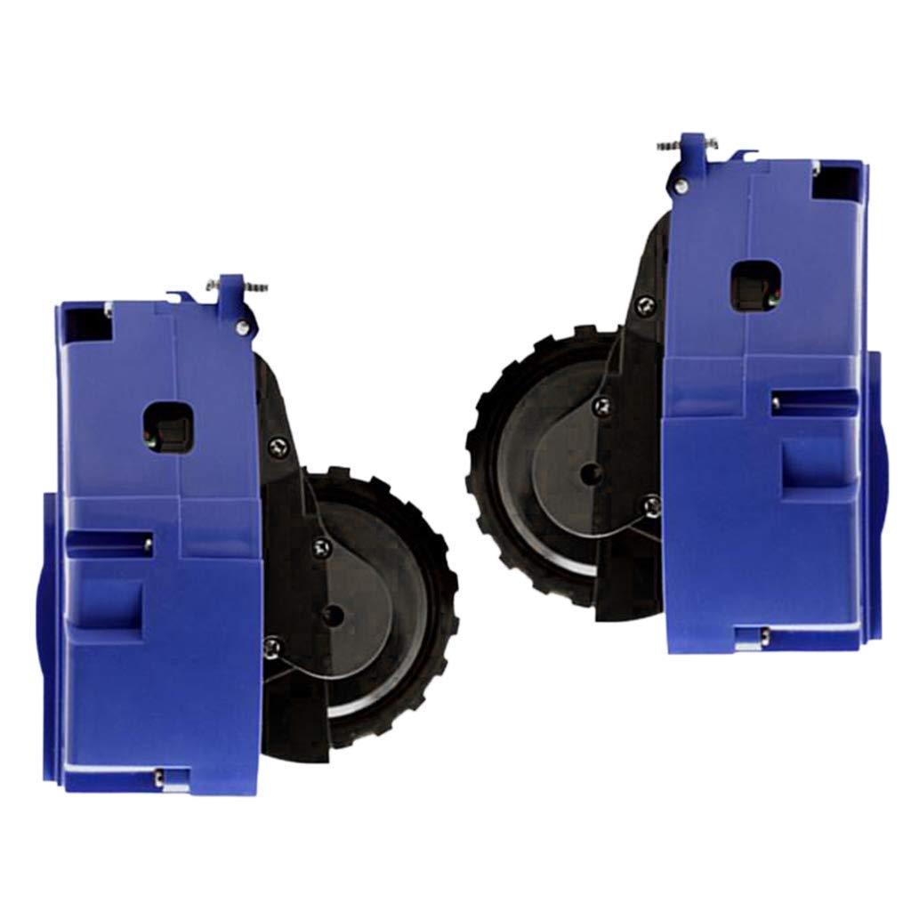 Roomba iRobot 500/600/700 Series Wheels (Renewed)