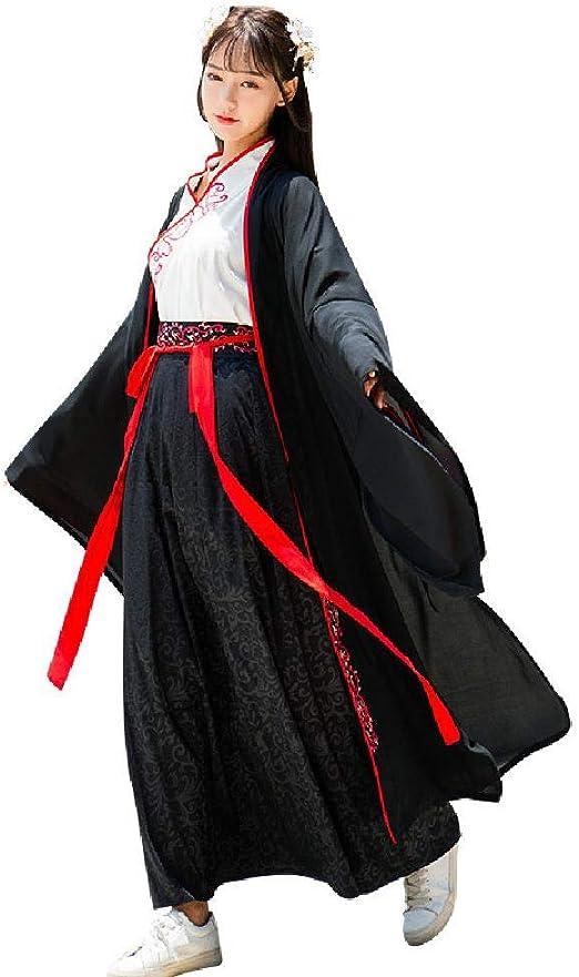 XJJHF Disfraz de Hanfu clásico para Mujer Tang para Mujer Traje ...
