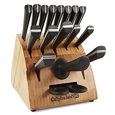 Calphalon Katana Cutlery 18-Piece Knife Set