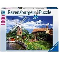 Ravensburger 157860 Puzzel Schilderachtige Molen - Legpuzzel - 1000 Stukjes