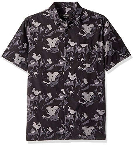 Zanerobe Men's Cotton Square Oilpaint Box Short Sleeve for sale  Delivered anywhere in USA