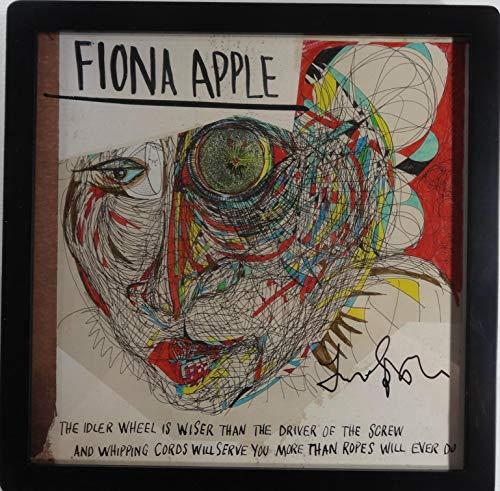 Signed Fiona Apple Autographed Framed Lp Photo ()
