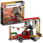 LEGO unisex-child overwatch dorado showdown 75.972 kit di costruzione 2019 multicolore LEGO
