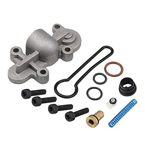 New 6.0 Blue Spring Kit Upgrade Fuel Regulator Kit Fits For Ford F250 F350 F450 F550 3C3Z-9T517-AG 3C3Z9T517AG ()