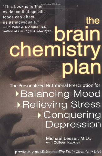 Therapy Nutrient (The Brain Chemistry Plan)