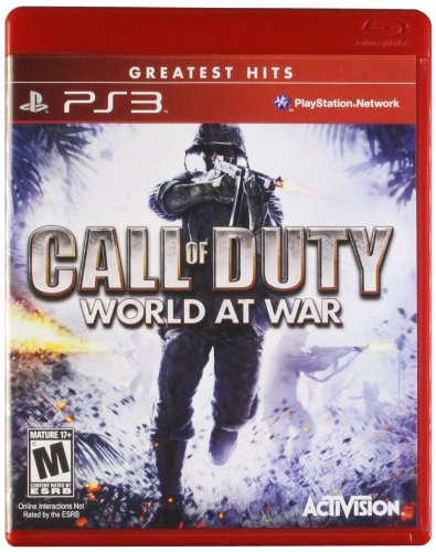 Call of Duty: World at War Greatest Hits - Playstation 3 (Call Of Duty Split Screen)