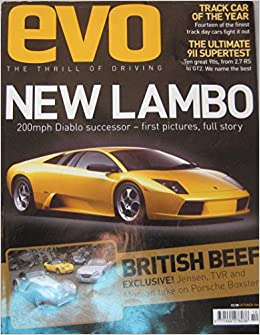 EVO MAGAZINE EBOOK