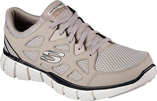 Skechers Heren Equalizer 2.0 Taupe