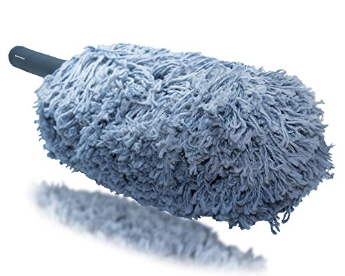 Price comparison product image Microfiber Car Duster, 24 Inch For Car Exterior Interior Cleaning, SimpleSweet Dust Meister, Model No. California Car Duster Original Brush X, Part No. Duster for Car